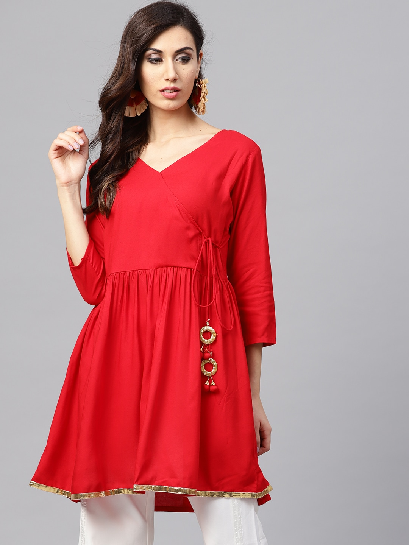 634111156e2 Ethnic Tops - Buy Ethnic Wear for Women Online in India