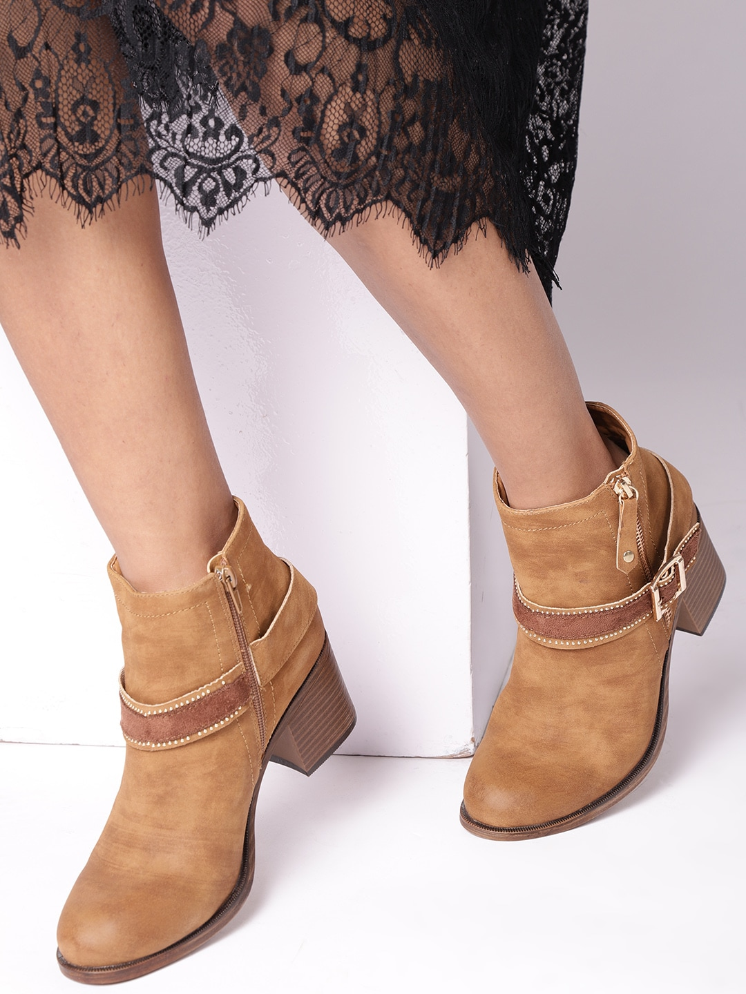 Womens Boots - Buy Boots for Women Online in India  40e3d49b80