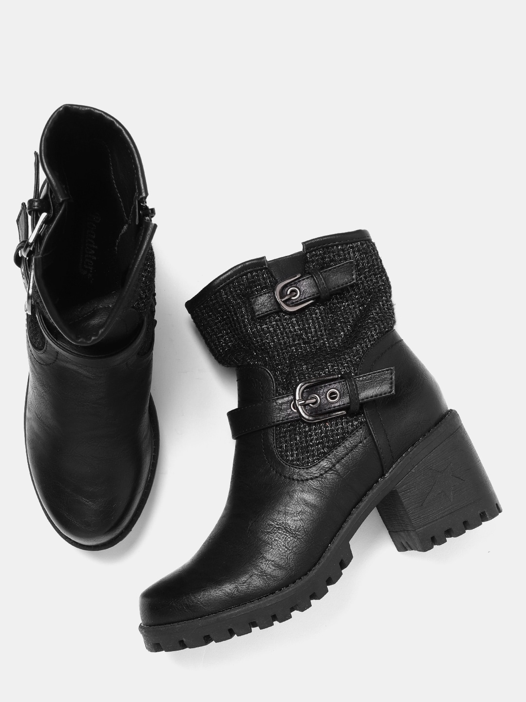 eabb4152b8b1 Womens Boots - Buy Boots for Women Online in India