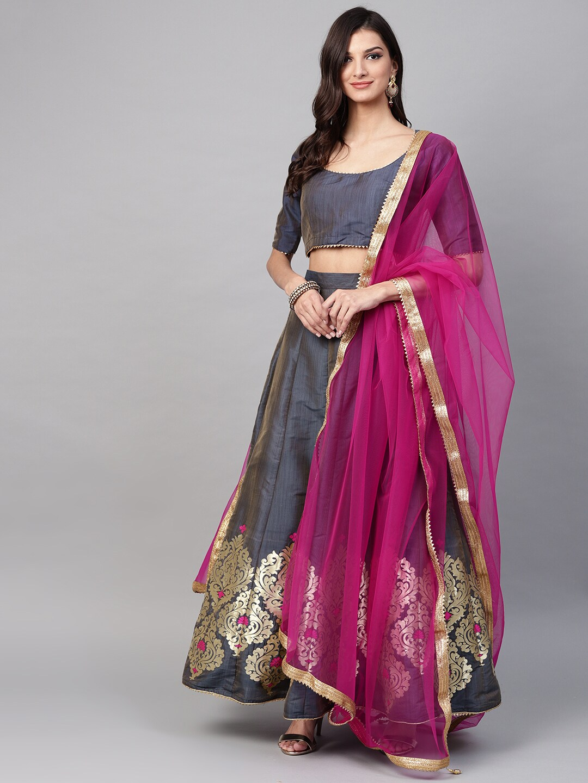 beac7e6f8896ea Lehenga - Buy Designer Lehengas Online in India