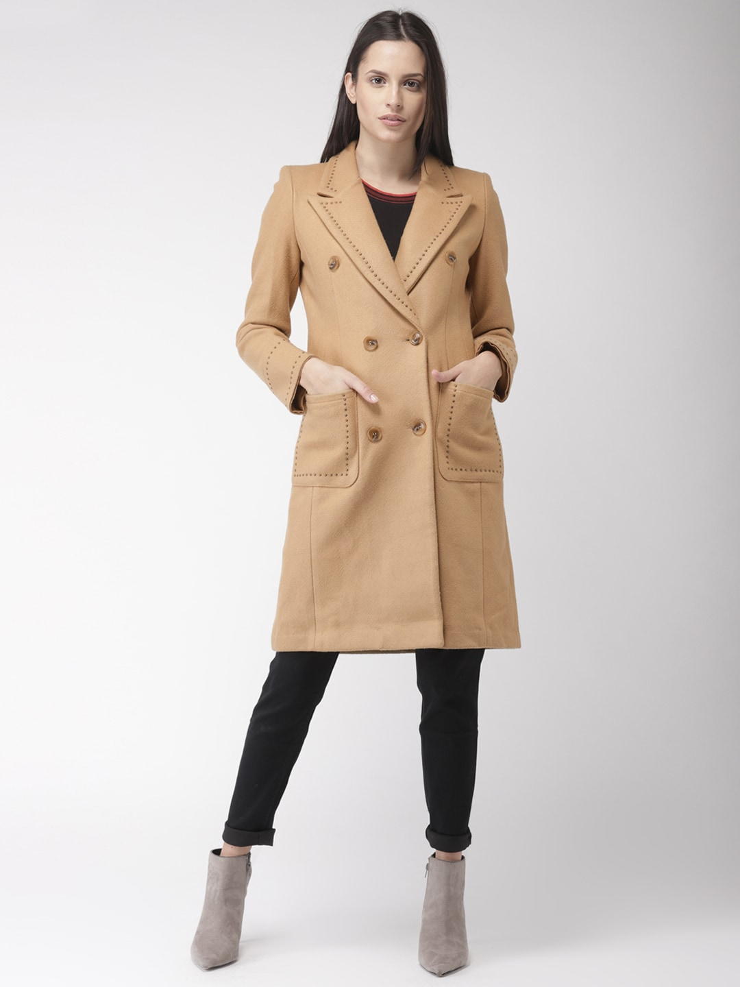 fdf4f100720 Trench Coats - Buy Trench Coats online in India
