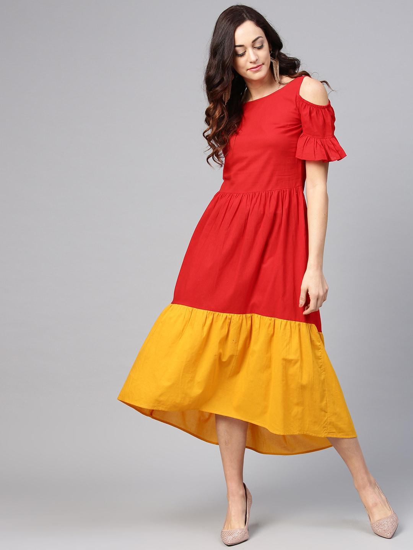 e47d1a66aa Long Dresses for Women - Buy Ladies Long Dresses Online
