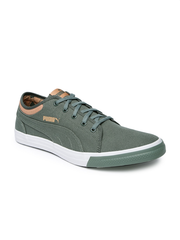 2 Sneakers Gum Green Idp Yale Puma Olive Unisex deCBxo