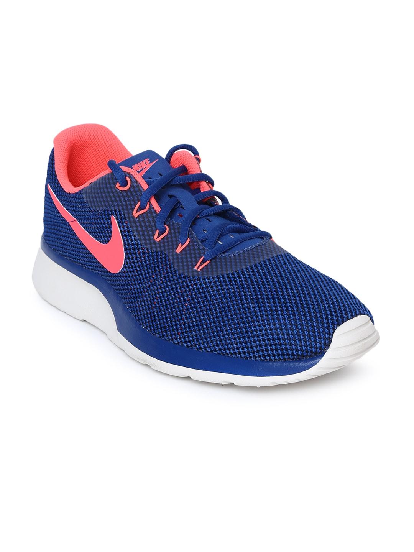 Nike Men Tanjun Racer Blue Sneakers