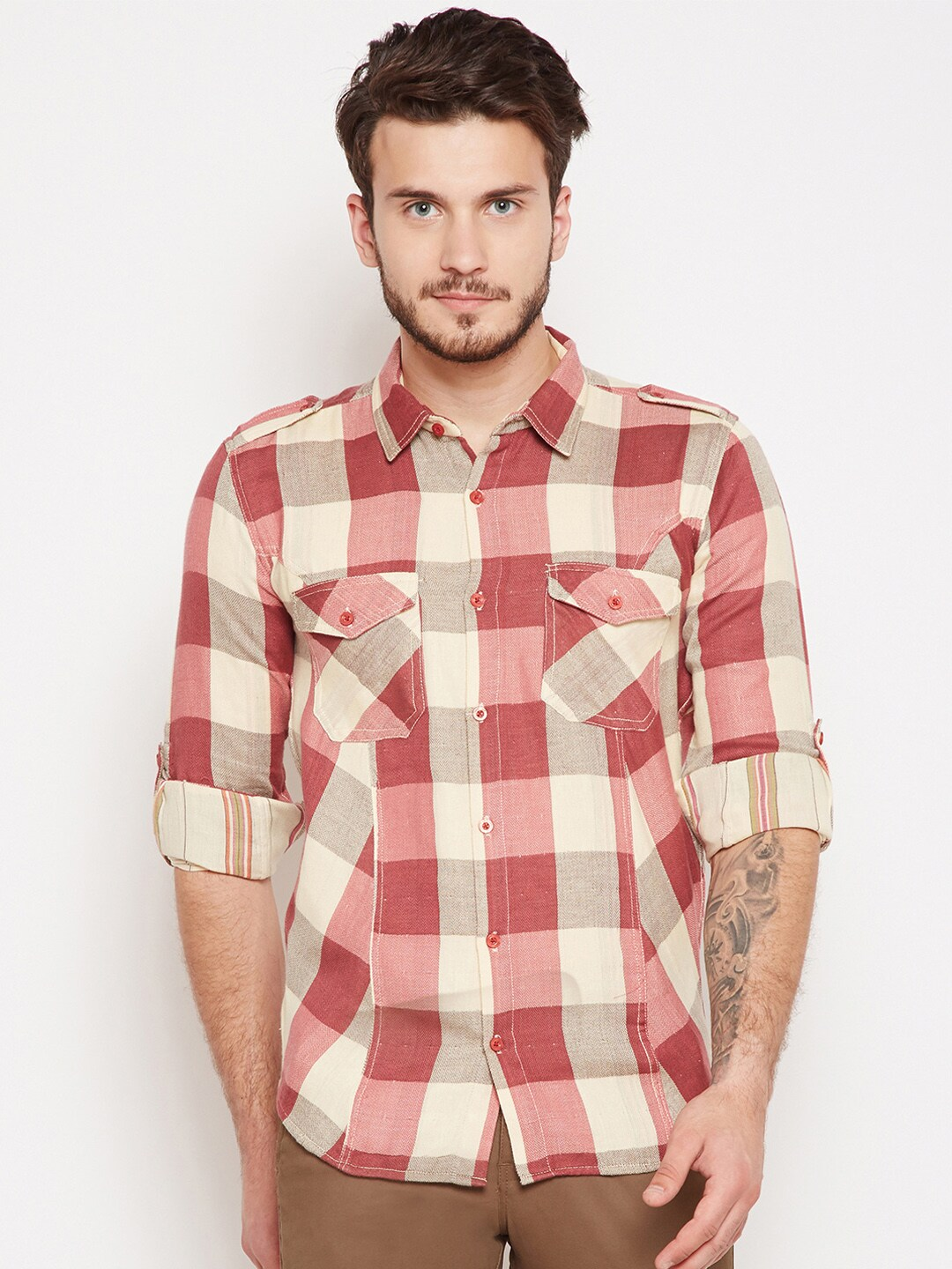 2f1a565dad3 Men Oxolloxo Shirts - Buy Men Oxolloxo Shirts online in India