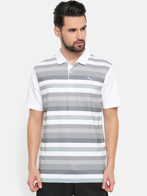 ce8c6f8d987e Puma Stripes Tshirts - Buy Puma Stripes Tshirts online in India