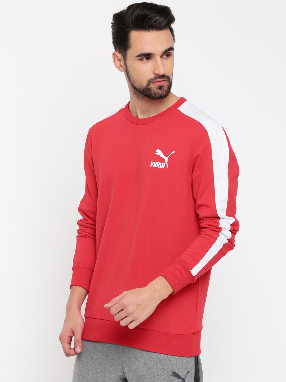 17b9df5a128 Sports Men Apparel Puma Tshirts - Buy Sports Men Apparel Puma Tshirts  online in India