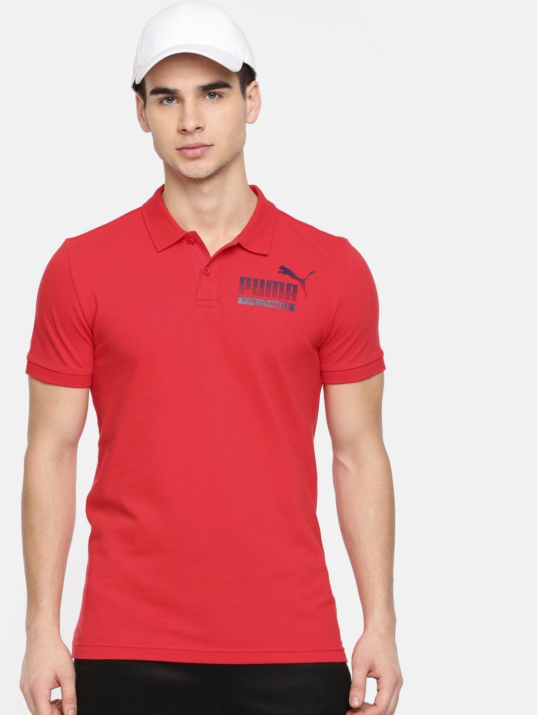 Puma Men Tshirts - Buy Puma Men Tshirts online in India cef5b52ae