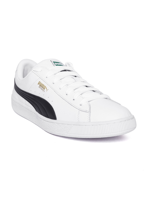 d85830822fb Puma Basket Shoes - Buy Puma Basket Shoes online in India