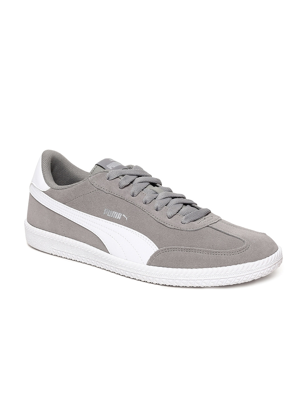 0cb78471c91 Puma Grey Casual Shoes - Buy Puma Grey Casual Shoes online in India