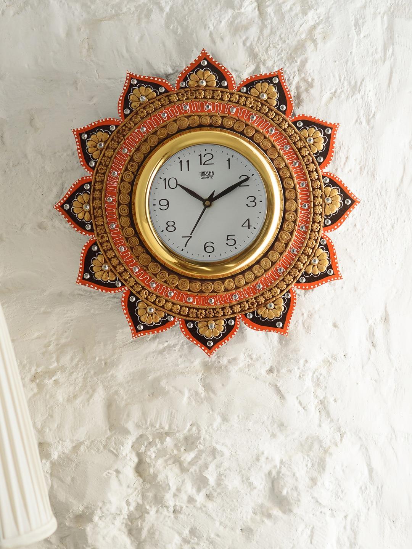 72070d493 Wall Clock - Buy Wall Clocks Online in India