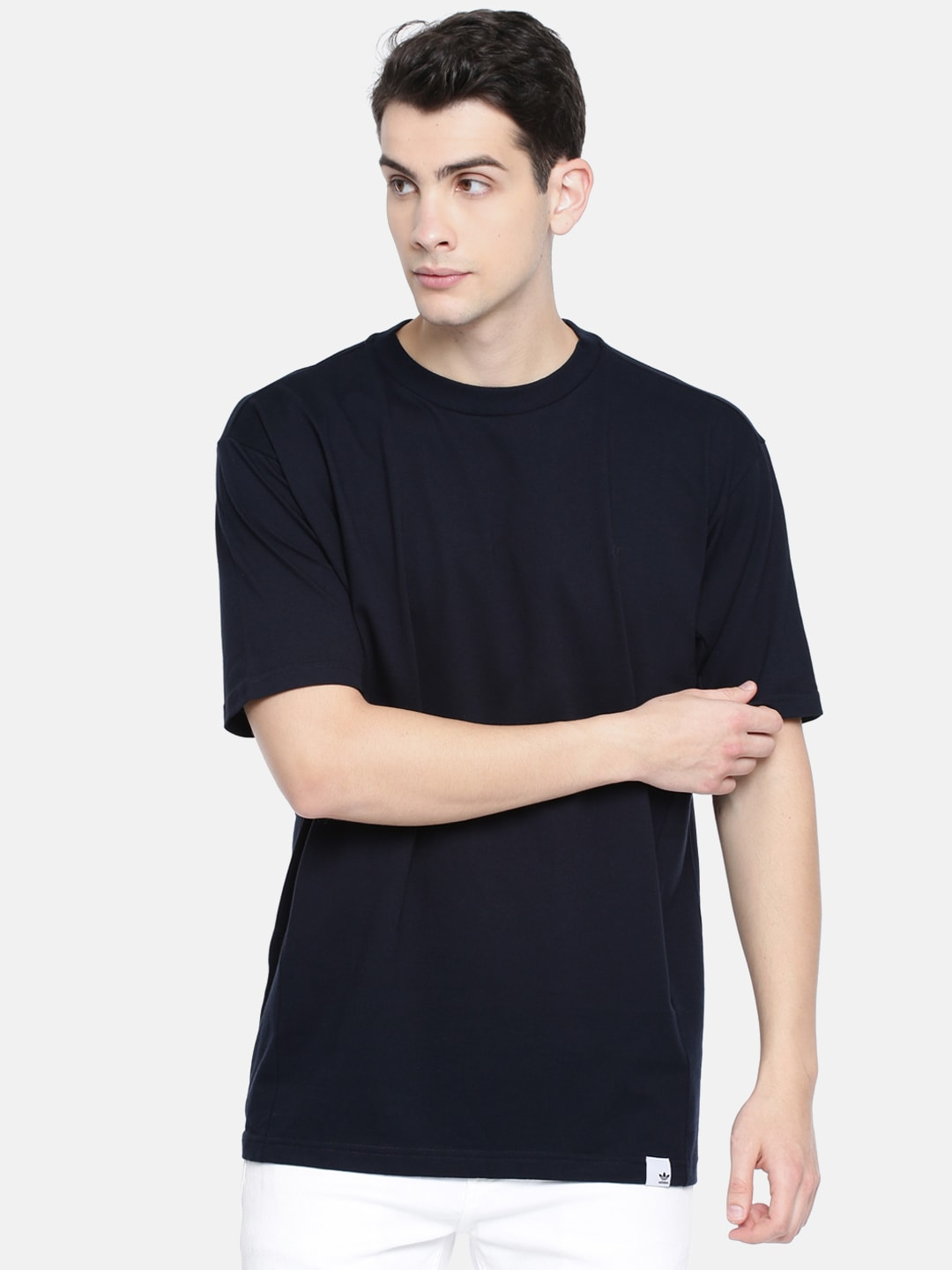 online store 8dcc7 1d70d Adidas T-Shirts - Buy Adidas Tshirts Online in India   Myntra