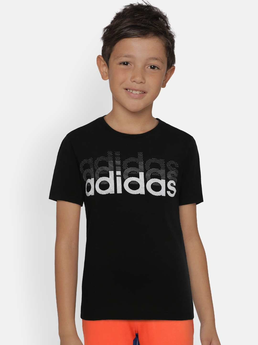 free shipping 526cb 109ce Adidas Boys Girls Topwear - Buy Adidas Boys Girls Topwear online in India