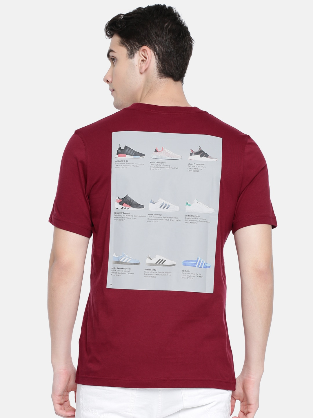 huge selection of 60e8d 7826a adidas - Exclusive adidas Online Store in India at Myntra