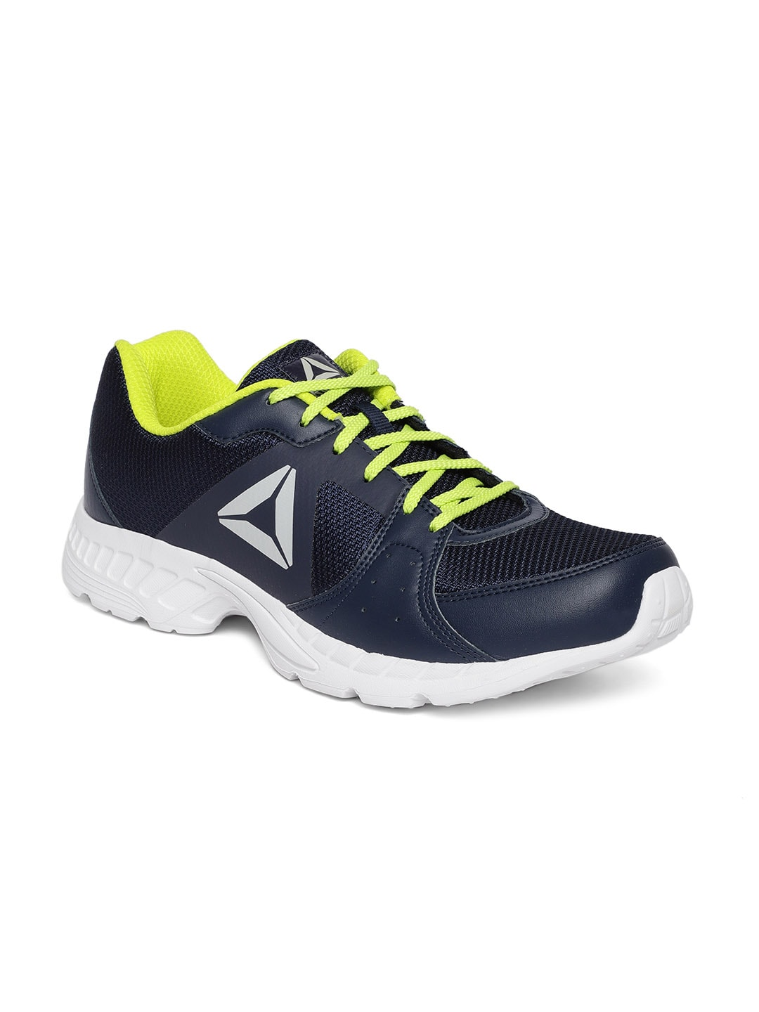 cfee506743a Reebok Sports Shoes Navy Blue Blue Black - Buy Reebok Sports Shoes Navy  Blue Blue Black online in India