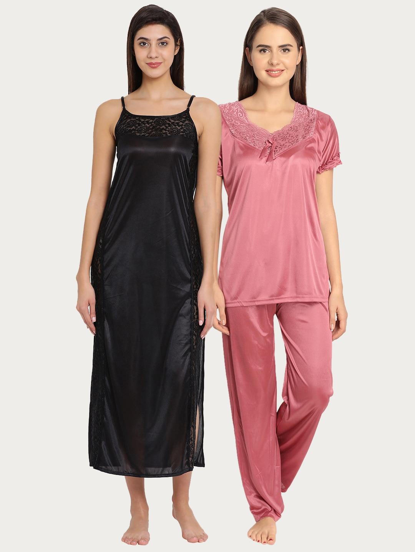 3dbbb4c854d Women s Nightdress - Buy Nightdress for Women Online in India