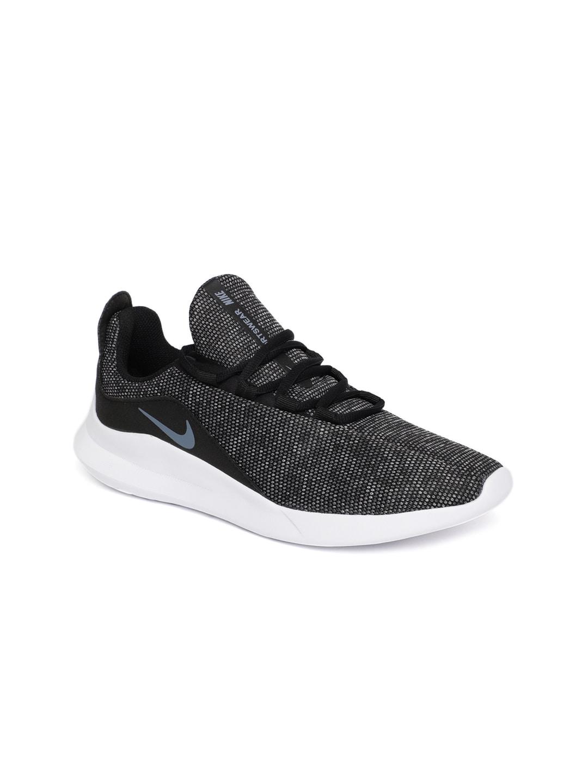 78acad55f43a Nike Black Sneakers - Buy Nike Black Sneakers online in India