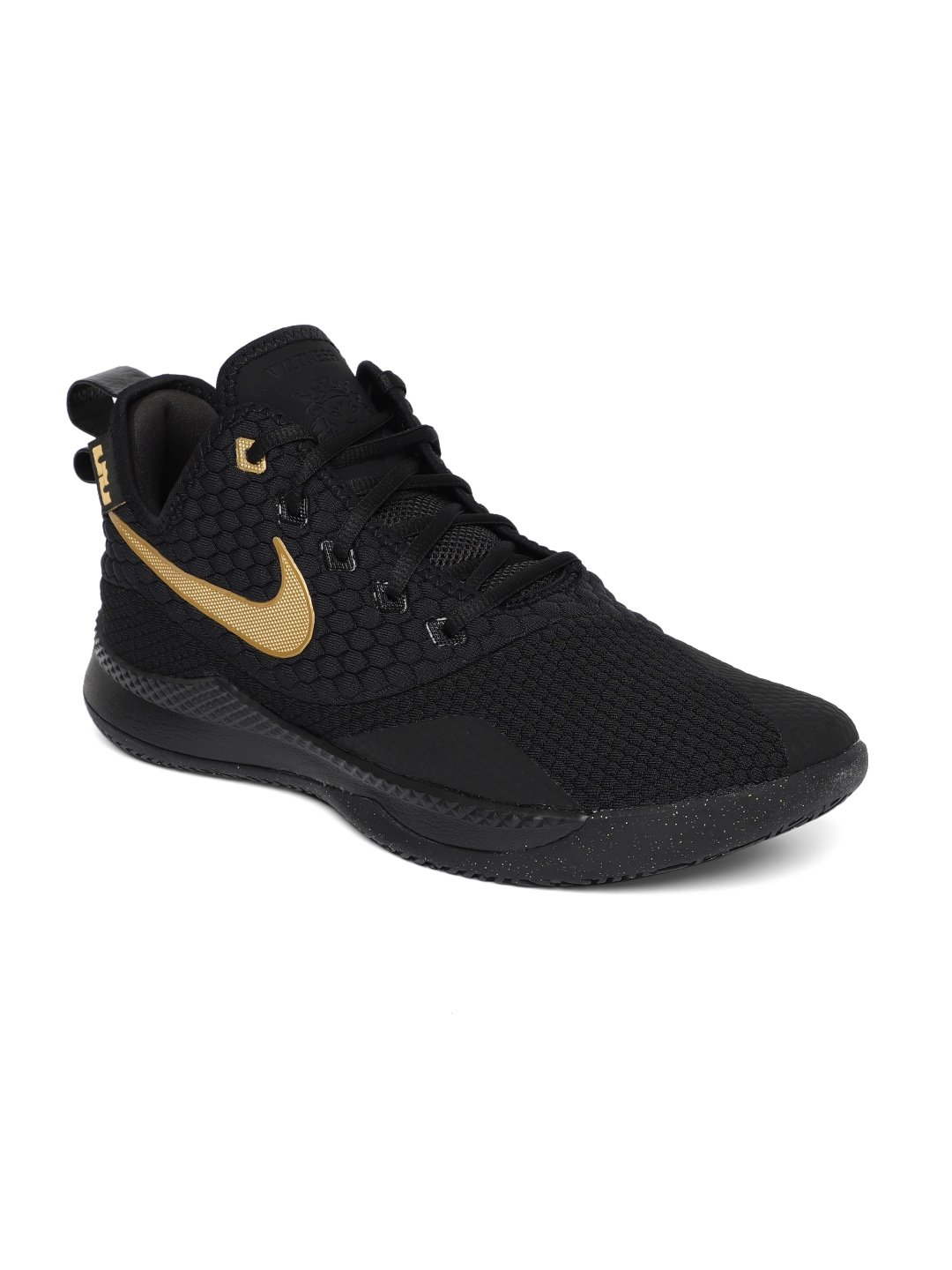 a76c560abdf8 Nike Black Shoes - Buy Nike Black Shoes Online in India