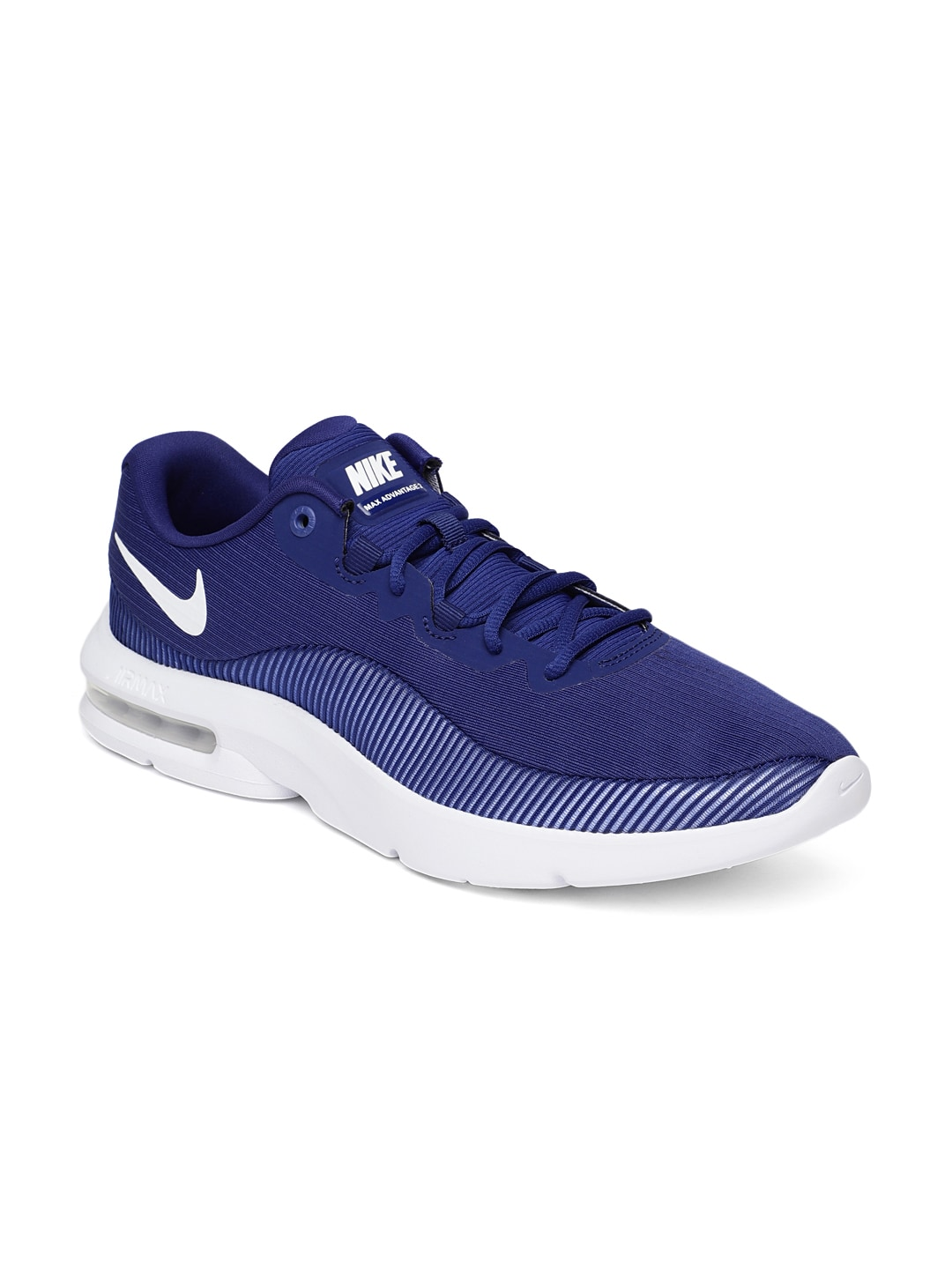 huge discount e2fae 0d6ad Nike Men Sports White Shoes Casual - Buy Nike Men Sports White Shoes Casual  online in India