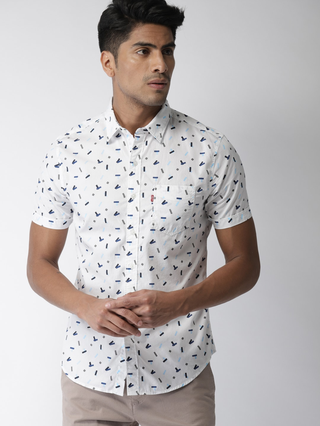 27f42d4c0bdad3 Levis Casual Shirts - Buy Levis Casual Shirts Online in India