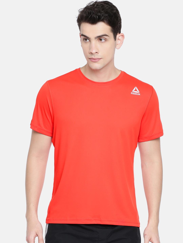 reebok tshirts buy reebok tshirts online in india myntra  Neue Reebok Blau Tshirt Herren Online Bestellen P 442 #10