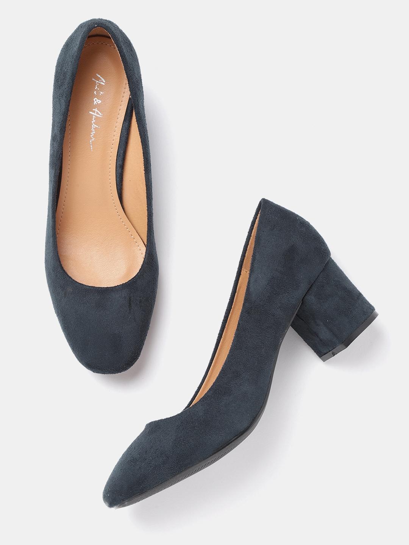0b75ada4bc Blue Heels - Buy Blue Heels Online in India