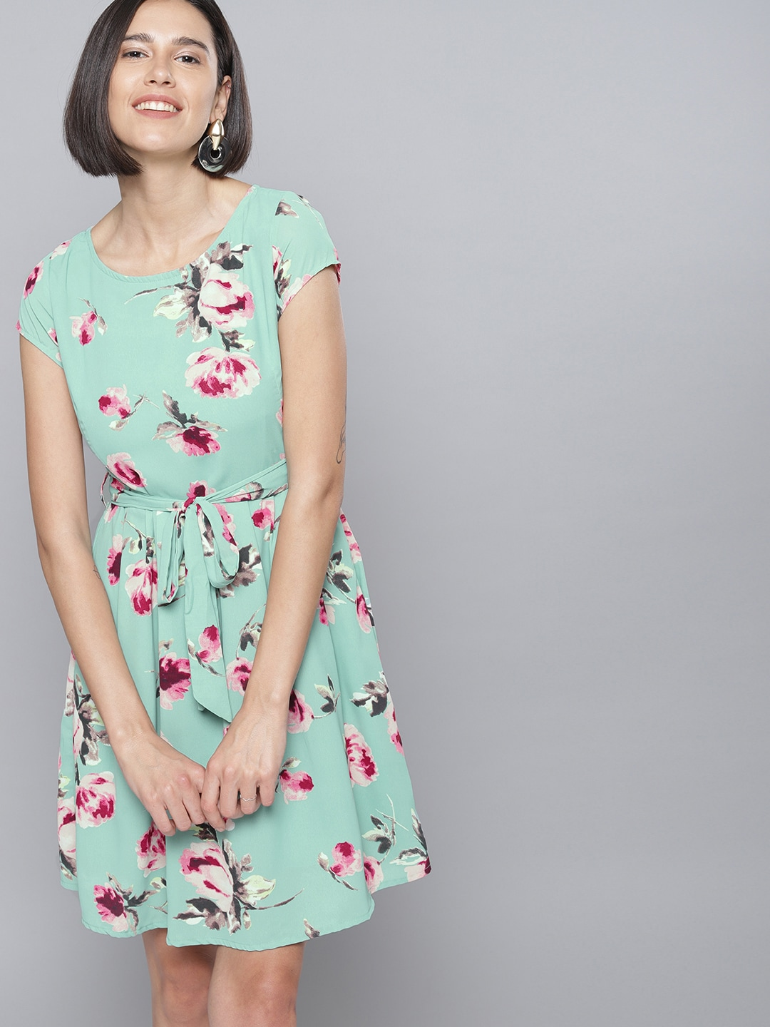 bf4a31a18b Floral Dresses - Buy Floral Print Dress Online in India