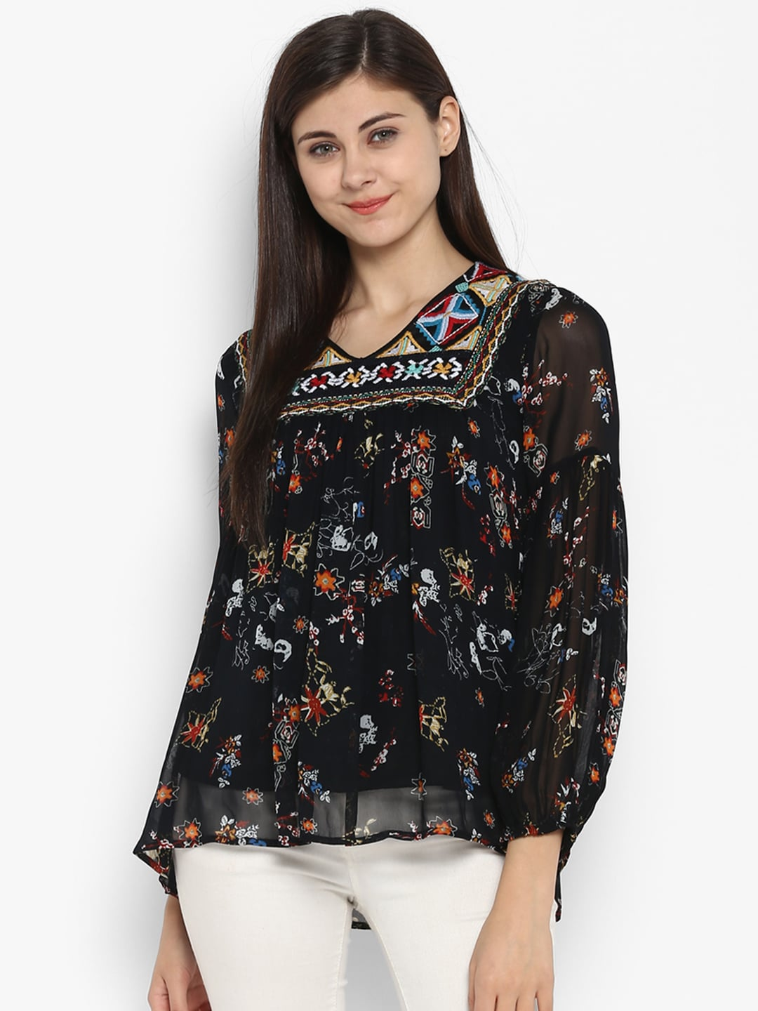 373f1a79a4e Sequin Tops - Buy Sequin Tops online in India