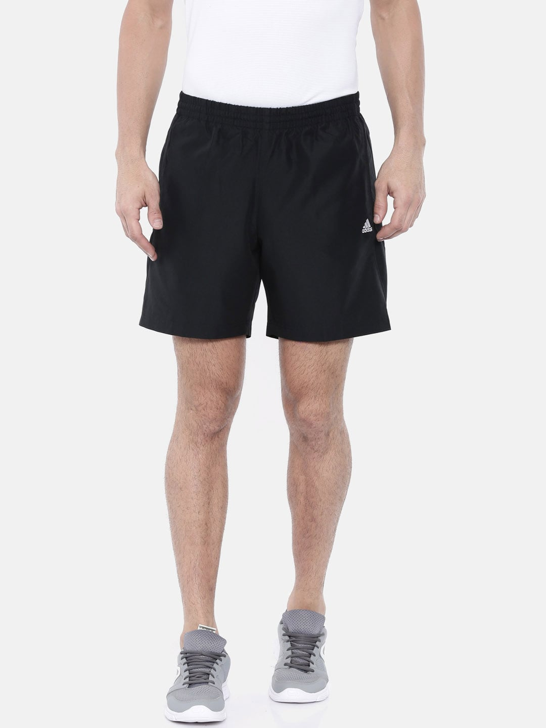 new product 1d124 7ecbe Men Adidas Shorts - Buy Men Adidas Shorts online in India