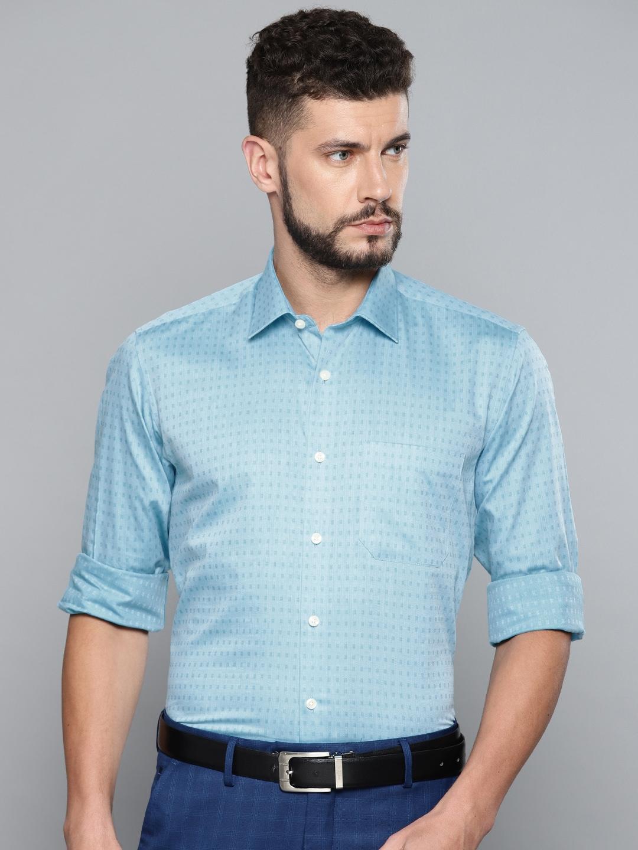 a2620a301da Louis Philippe Denim Jeans Blue Shirts - Buy Louis Philippe Denim Jeans  Blue Shirts online in India