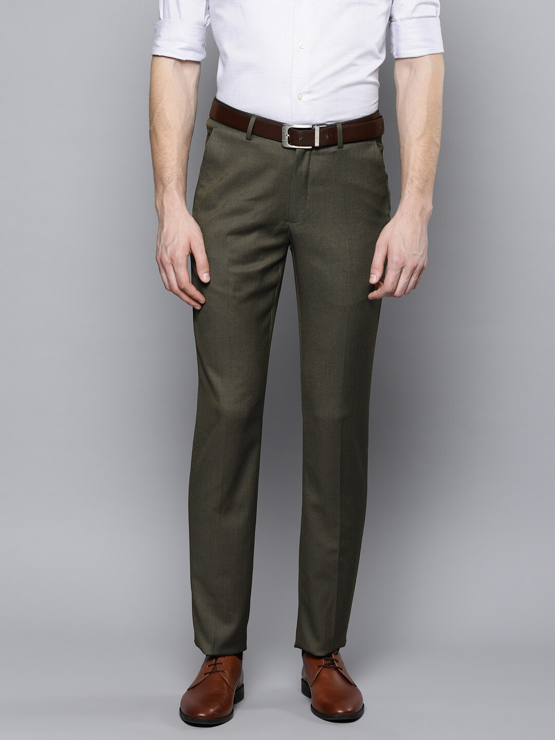 cb66bd4b335 Louis Philippe Trousers - Buy Louis Philippe Trousers online in India