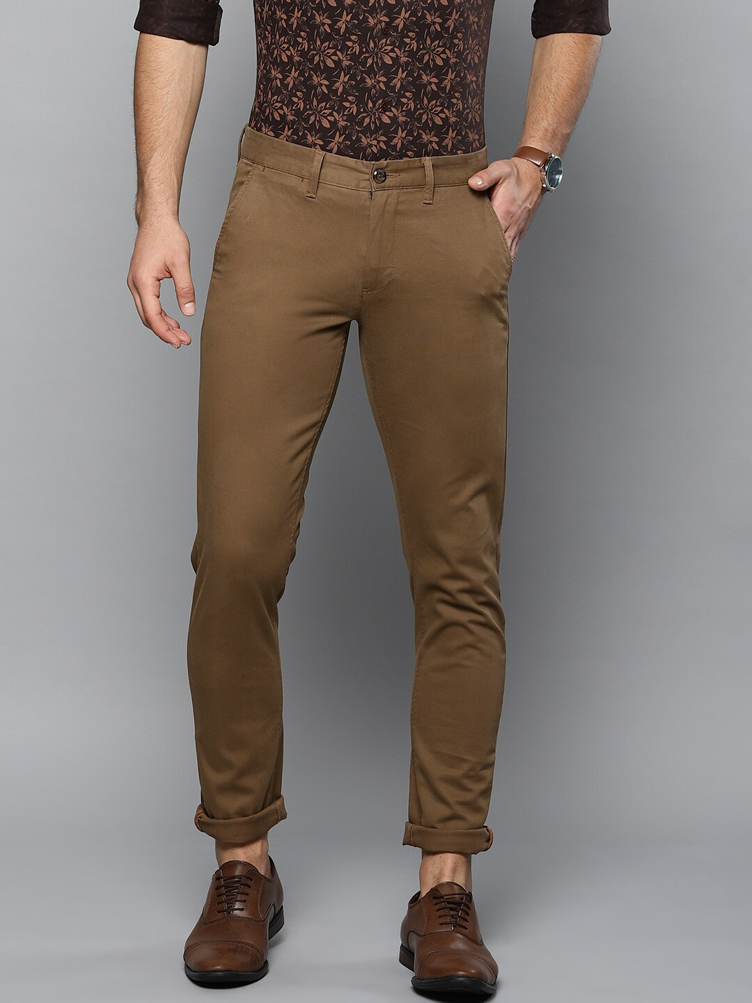 ff965d09980 Brown Trousers