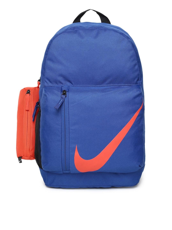 5112ef6d2c1 Nike Unisex Blue Brand Logo Backpack