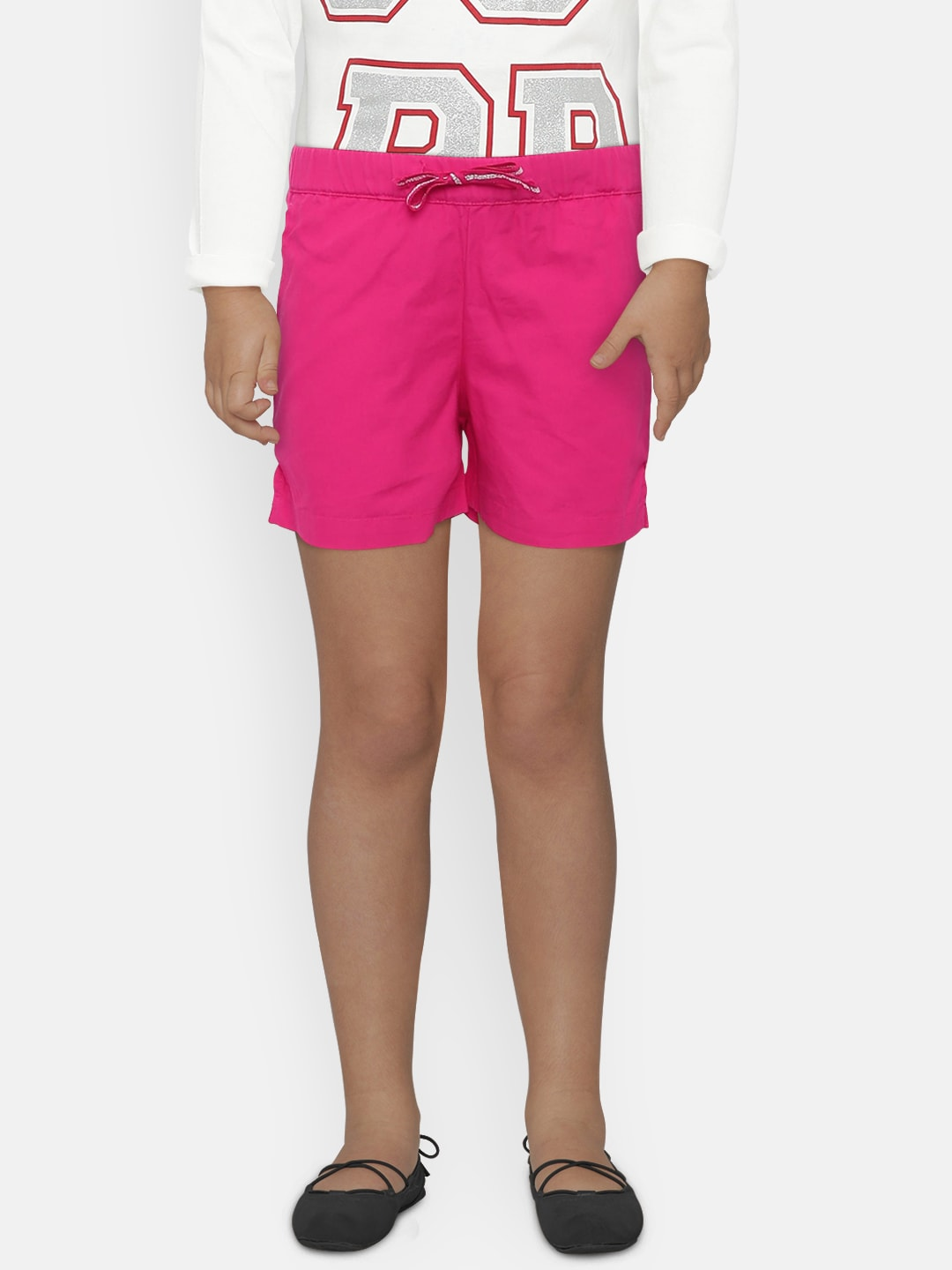 8c92e696199 Shorts For Girls- Buy Girls Shorts online in India - Myntra