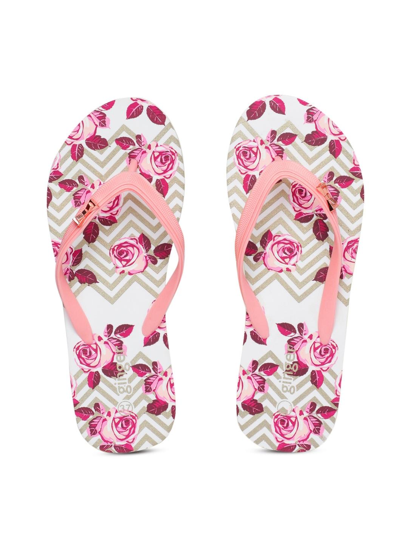 d6c123c984d66 Peach Flip Flops Sandal - Buy Peach Flip Flops Sandal online in India