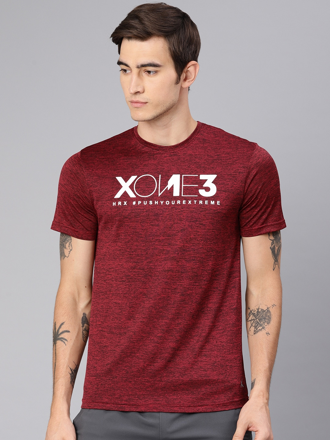 09f9065cf211 Sports T-shirts - Buy Mens Sports T-Shirt Online in India