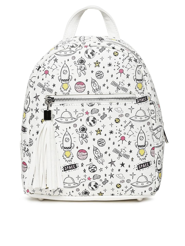 Women White Backpack - Buy Women White Backpack online in India efcebda45adab