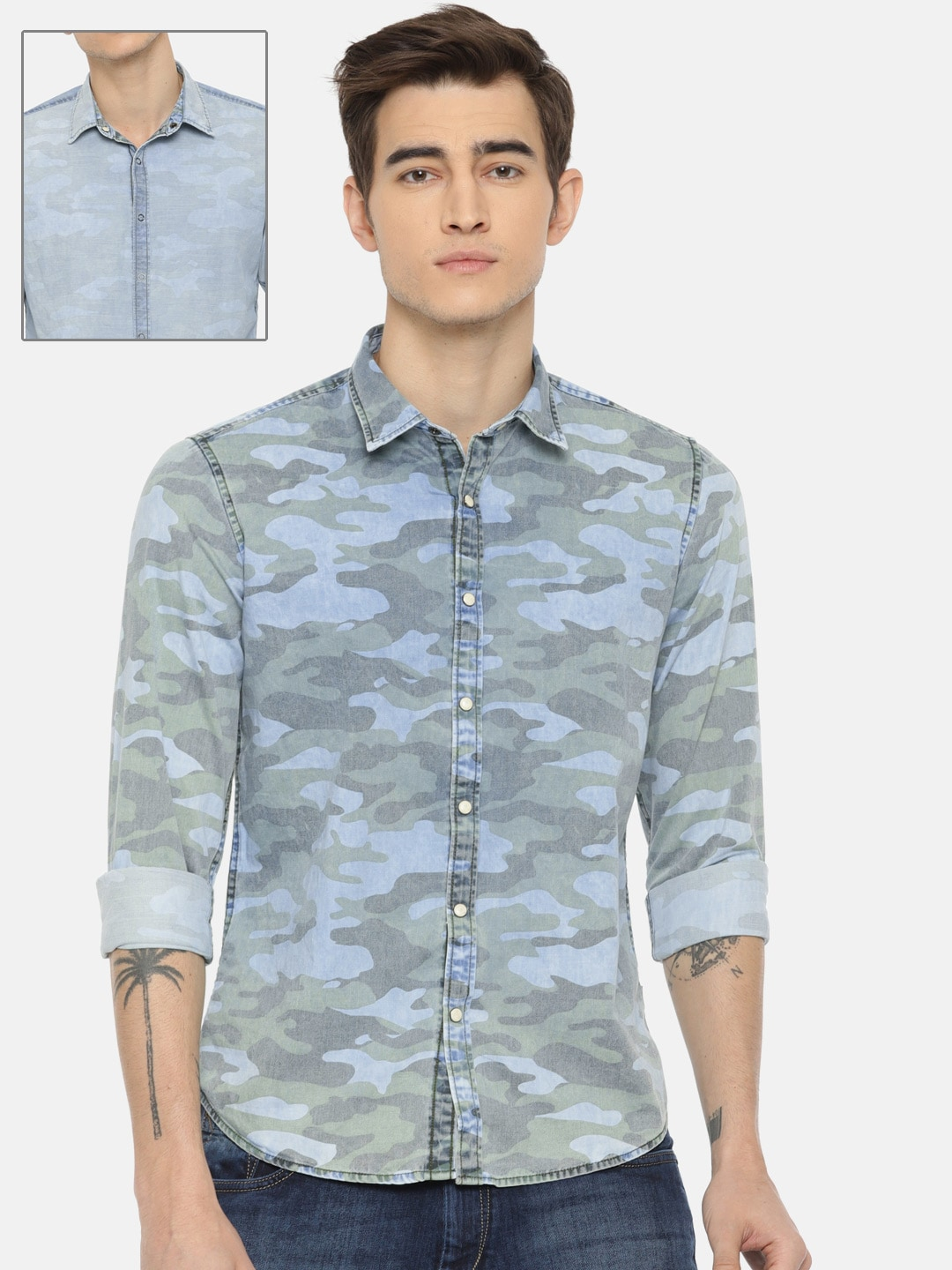 9a6ff11aa7d Pepe Jeans - Buy Pepe Jeans Clothing Online in India