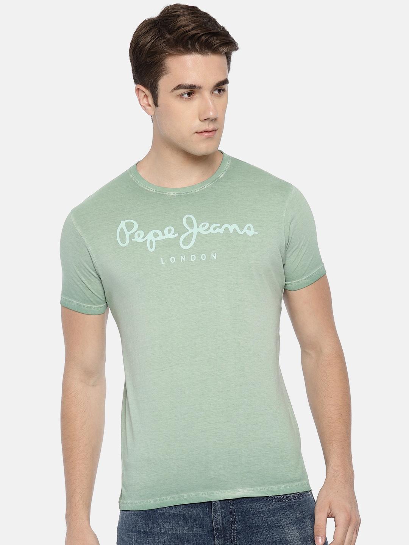 dff2581e7155 Pepe Jeans Tshirts Innerwear - Buy Pepe Jeans Tshirts Innerwear online in  India