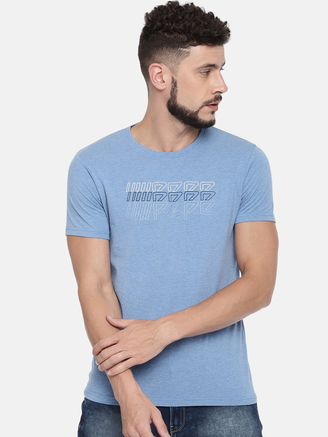20896f0f00fa Pepe Jeans Sports Tshirts - Buy Pepe Jeans Sports Tshirts online in India