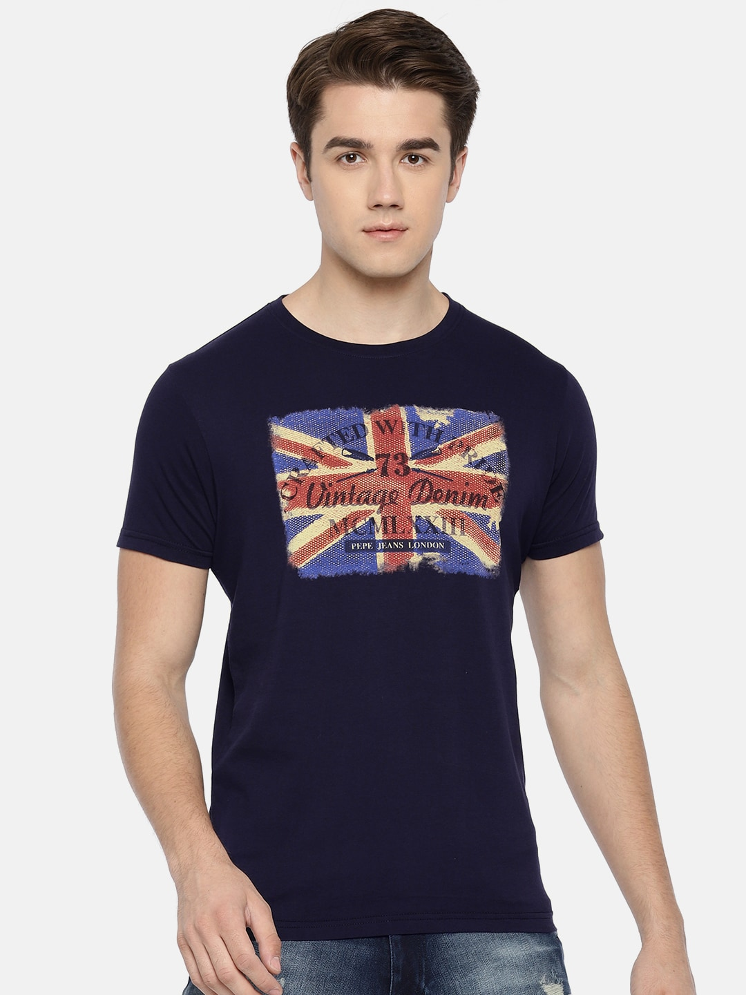 60aedb0f6592 Pepe Jeans Clothing - Buy Pepe Jeans Clothing Online in India