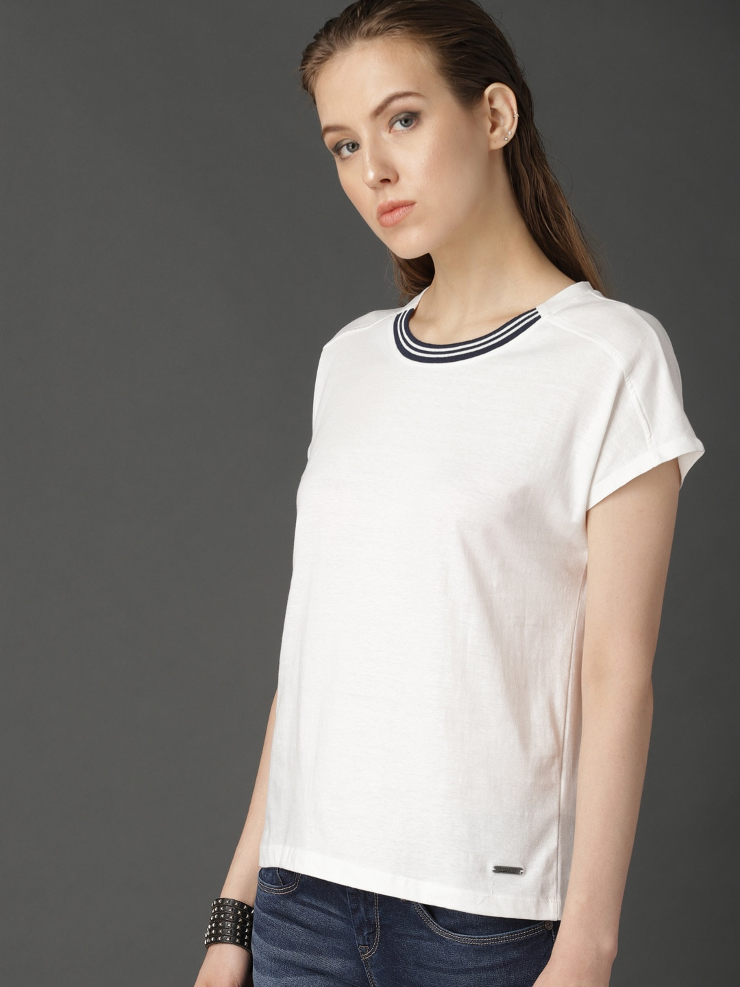 ece504a731b Ladies Tops - Buy Tops   T-shirts for Women Online