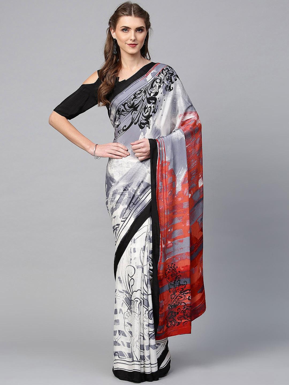 8daf95862b0ab Inddus Sarees - Shop Inddus Saree Online - Myntra