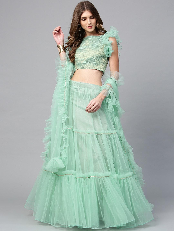 ca2bd4e835975e Lehenga - Buy Designer Lehengas Online in India