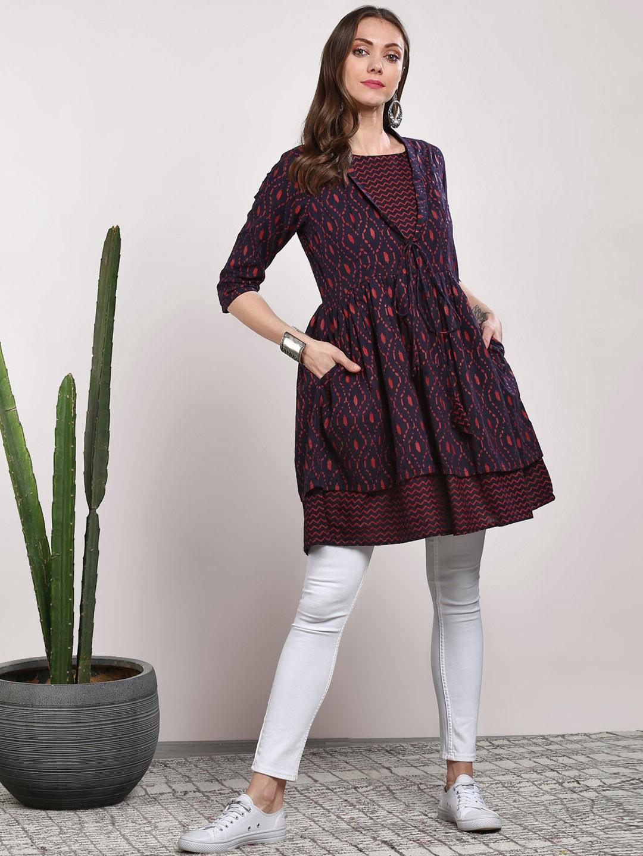 6686578d21240a Ethnic Tops - Buy Ethnic Wear for Women Online in India