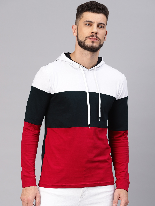 7ab2cedd48093f Hooded Tshirts - Buy Hooded Tshirts online in India