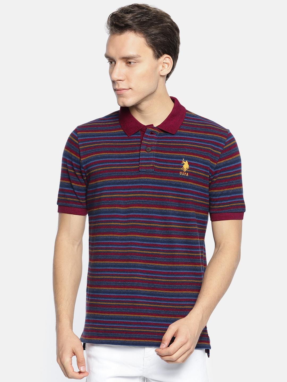 4092cf8c5 U S Polo T-Shirts - Buy U S Polo T-Shirts For Men   Women