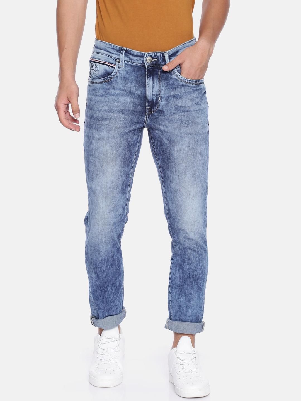 28d0c831293f4b Woodland Biba Kurtis Denim Jeans - Buy Woodland Biba Kurtis Denim Jeans  online in India
