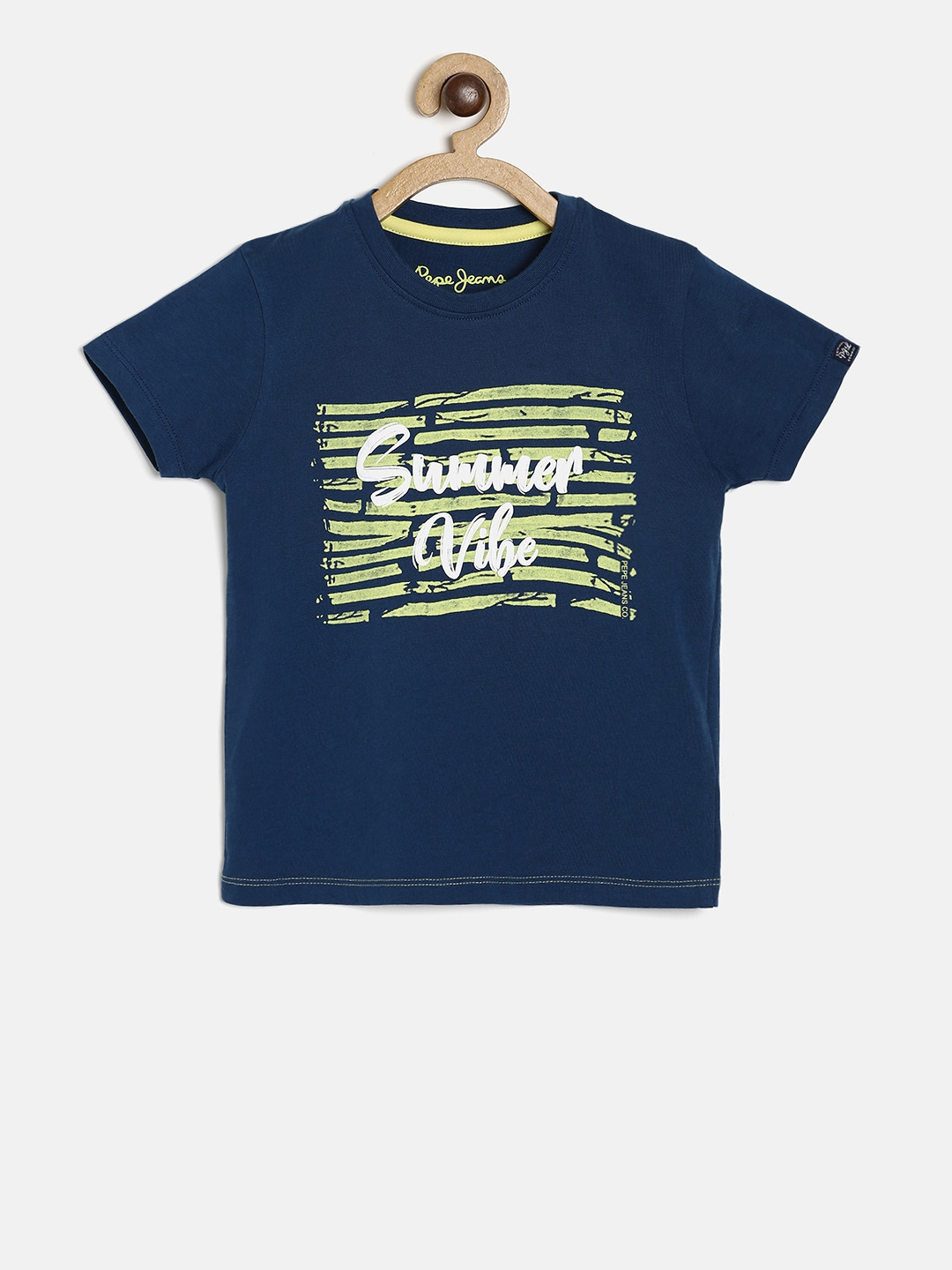 eff7a17821 Pepe Jeans Tshirts - Buy Pepe Jeans Tshirts Online in India