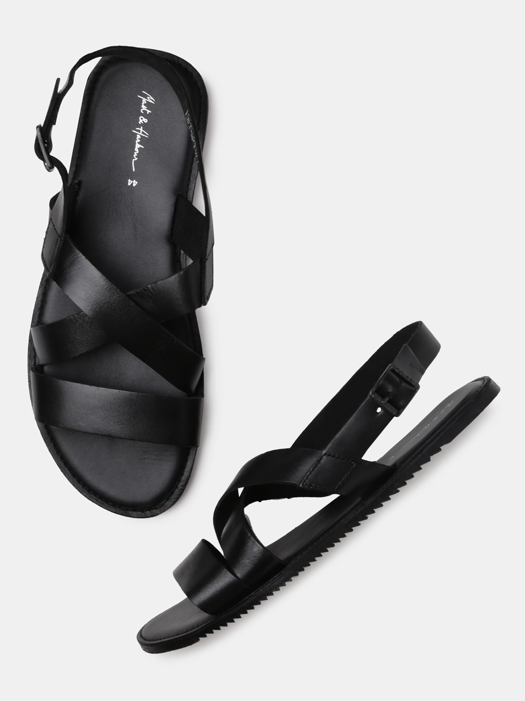 e904d9261 Leather Sandal - Buy Leather Sandal Online in India